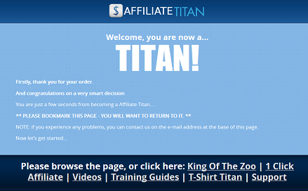 Affiliate Titan Download